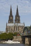 Köln - Köln-Kathedrale Stockfotos