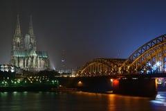 Köln-Kathedrale Stockfotos