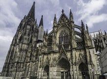 Köln-Kathedrale Lizenzfreie Stockbilder