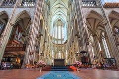 Köln-Kathedrale, Deutschland Stockfoto