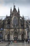Köln-Kathedrale, Deutschland Lizenzfreies Stockbild