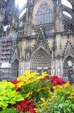 Köln-Kathedrale, Deutschland Stockbilder
