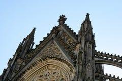 Köln-Kathedralen-Deutscher: Kölner Dom Lizenzfreies Stockfoto