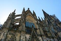 Köln-Kathedralen-Deutscher: Kölner Dom Stockfotografie