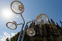 Köln-Kathedralen-Deutscher: Kölner Dom Lizenzfreie Stockfotos