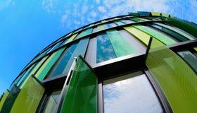 Köln-Oval-Büros Stockbilder