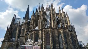Kölner Dom Royalty Free Stock Photography