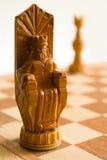 König Stockbild