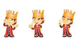 König 2 lizenzfreie abbildung