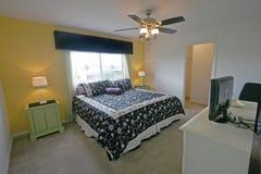 König Bedroom stockbild