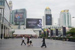 KÖNIG BHUMIBOL THAILAND-BANGKOK Stockfoto