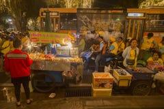 KÖNIG BIRTHDAY THAILAND-BANGKOK SANAM LUANG Stockfotografie