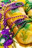 König Cake Stockbild