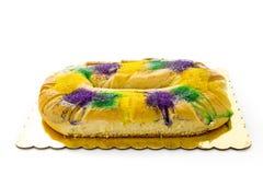 König Cake Lizenzfreie Stockfotos