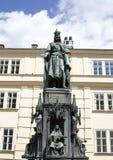 König Charles IV Stockbild