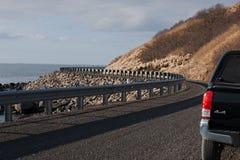 König Cove Alaska Lizenzfreies Stockbild