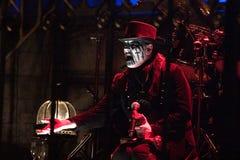 König Diamond auf Metalfest 2013 Stockbild