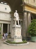 König Friedrich Wilhelm IV statue at Sanssouci Stock Photos
