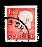 König Gustaf VI Adolf, serie, circa 1961 Stockfotografie