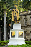 König Kamehameha Statue Stockfoto