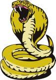 König Kobra Lizenzfreies Stockbild