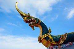 König Of Nagas Lizenzfreie Stockbilder