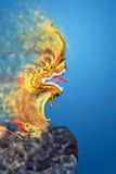 König Of Nagas Stockbilder
