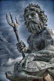 König Neptun Lizenzfreie Stockfotos