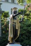 König Statue Lizenzfreie Stockfotografie