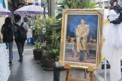 KÖNIG VAJIRALONGKORN THAILAND-BANGKOK Lizenzfreie Stockbilder