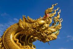 König von Nagas Lizenzfreie Stockfotos
