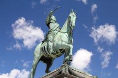 König von Schweden Lizenzfreie Stockfotos