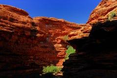 Könige Canyon lizenzfreie stockfotografie