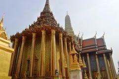 KÖNIGE PALACE BUILDING IN BANGKOK THAILAND Stockfotos