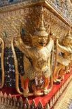 KÖNIGE PALACE INTERIOR IN BANGKOK THAILAND Lizenzfreie Stockfotos
