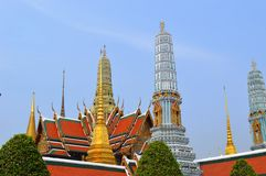KÖNIGE PLACE IN BANGKOK THAILAND Stockfotos