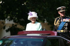 Königin Elizabeth Lizenzfreies Stockbild