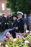 Königin Margrethe II von Dänemark Stockfotografie