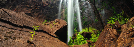 Königin Mary Falls von Queensland stockbild