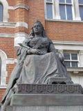 Königin Victoria - Rathaus, Croydon, Surrey Großbritannien lizenzfreie stockfotografie