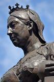 Königin Victoria Statue in Sydney City Australia Lizenzfreies Stockfoto