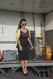 Königin von Herzen Chick Meet Lizenzfreie Stockfotos