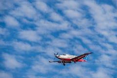 Königliche Flugzeuge Fliegen-Doktors Service Lizenzfreies Stockbild