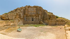 Königliche Gräber Persepolis Stockfotos