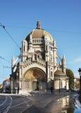 Königliche Kirche der Heiliger Maria in Schaerbeek brüssel belgien Stockfotografie