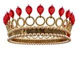 Königliche Krone lizenzfreie abbildung