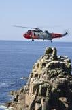 Königliche Marine Seaking Stockfotografie