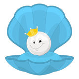 Königliche Perle Lizenzfreies Stockfoto