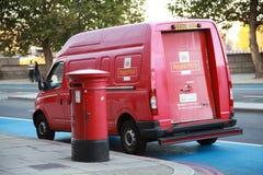 Königliche Post Großbritannien lizenzfreies stockbild