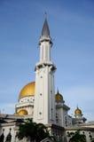 Königliche Stadtmoschee a Klangs K ein Masjid Bandar Diraja Klang lizenzfreie stockfotos